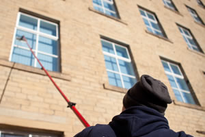Commercial Window Cleaning Services - A & P Window Cleaners Leeds, Bradford, Halifax, Yorkshire